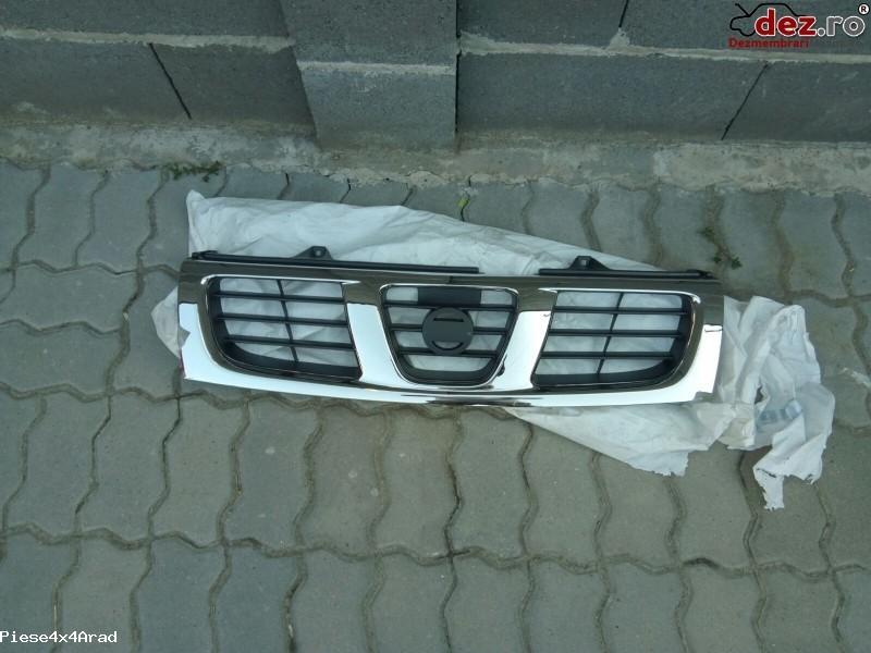 Imagine Grila radiator Nissan Navara pickup d22 2000 Piese Auto