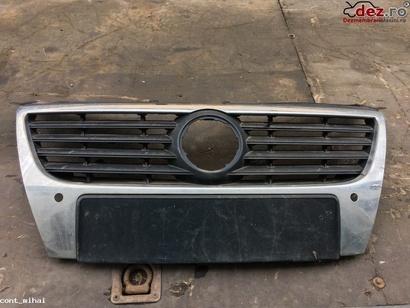 Imagine 300853651 Grila radiator Volkswagen Passat 2008 in Bucuresti