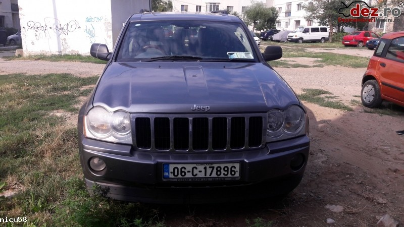 Imagine Dezmembrez Jeep Grand Cherokee 3.0 Crd 2008 in Ploiesti