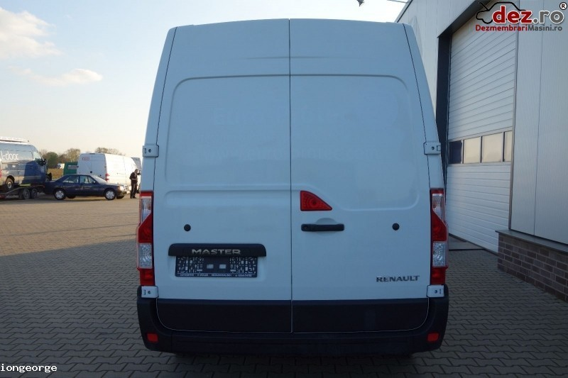 Imagine Piese Renault Master 3 2013 2300 Cc Euro 5 6 Trpte 125 Cp in Bucuresti