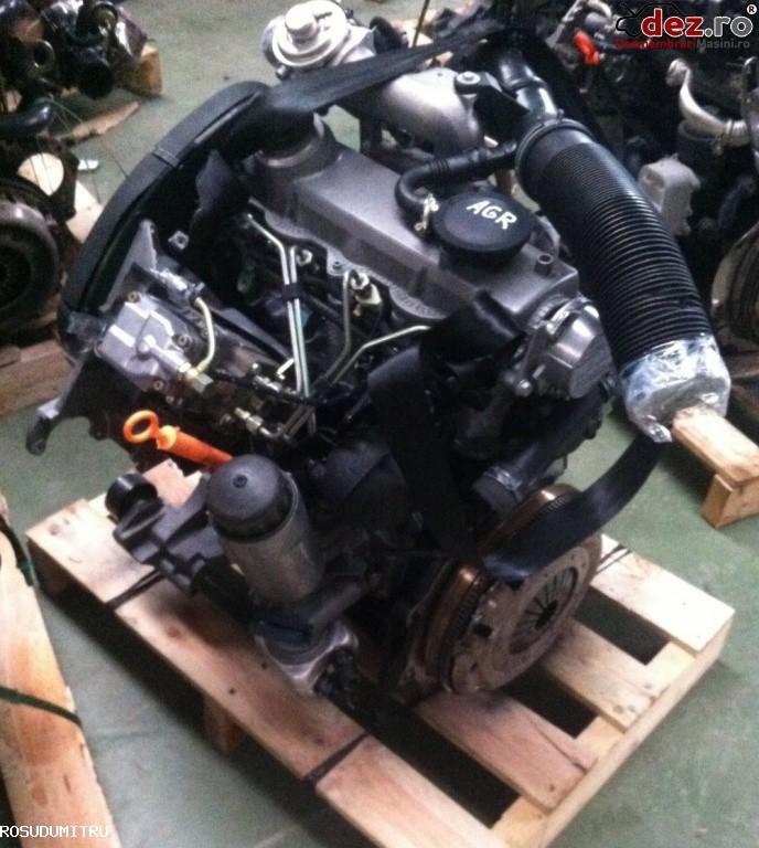 Imagine Motor fara subansamble Volkswagen Golf 2003 Piese Auto
