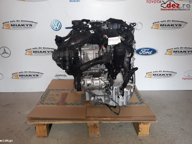 Imagine Motor complet BMW Seria 1 F20 2016 cod B37D15A Piese Auto