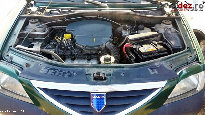 Imagine Motor complet Dacia Logan 2006 Piese Auto