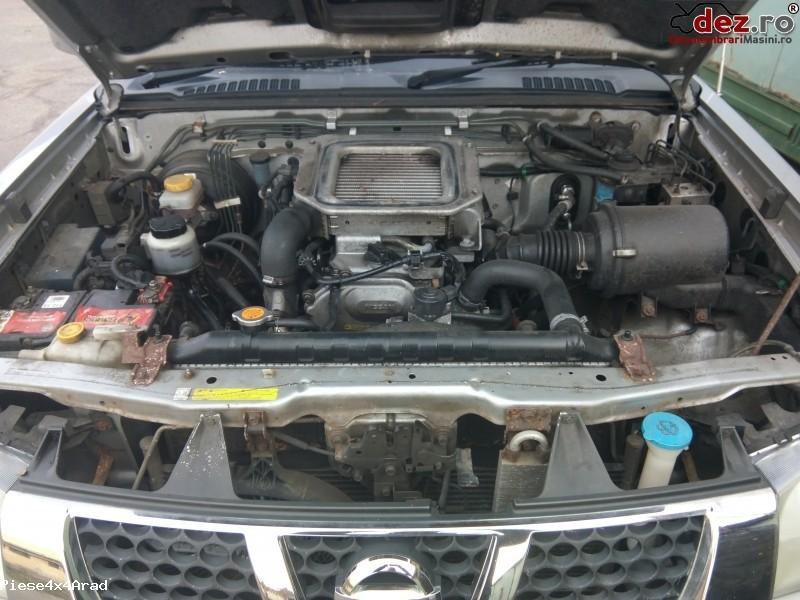Imagine Motor complet Nissan Navara d22 pickup 2004 Piese Auto
