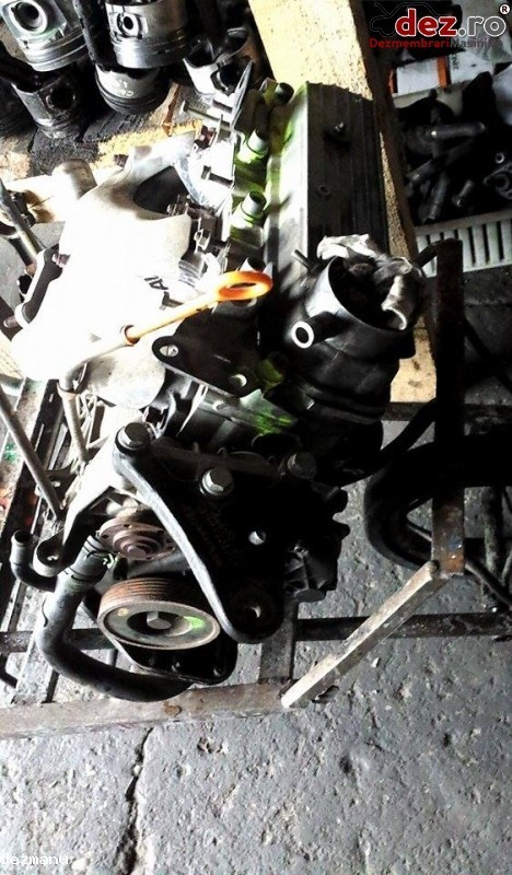 Imagine Motor complet Skoda Fabia 2005 in Suceava