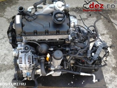 Imagine Motor fara subansamble Volkswagen Sharan 2003 in Malu Mare