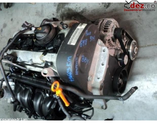 Imagine bby Motor fara subansamble Skoda Fabia 2004 in Lugasu de Jos