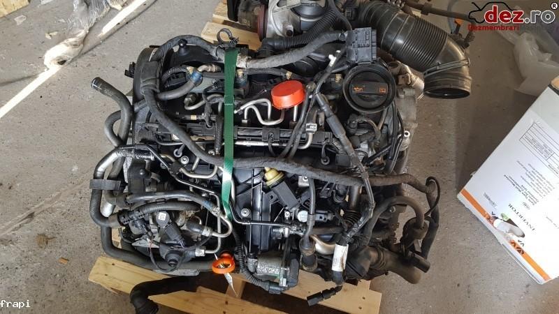 Imagine Motor fara subansamble Volkswagen Passat 2012 Piese Auto