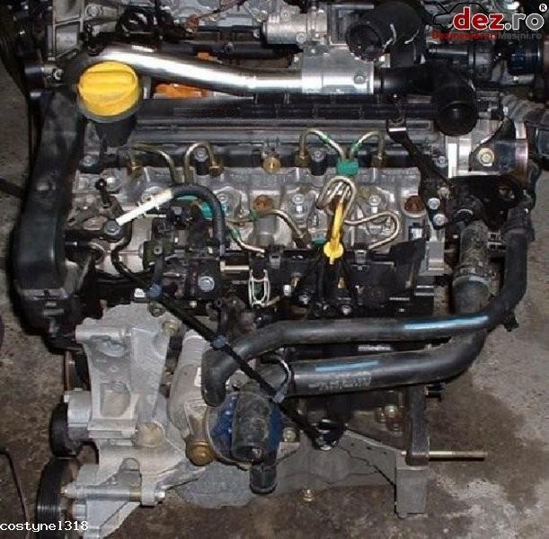 Imagine Motor fara subansamble Dacia Logan 2007 in Bucuresti