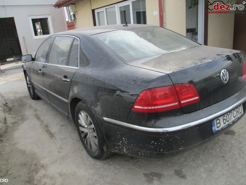 Phaeton 3 0 Diesel Long 2011 in Bucuresti