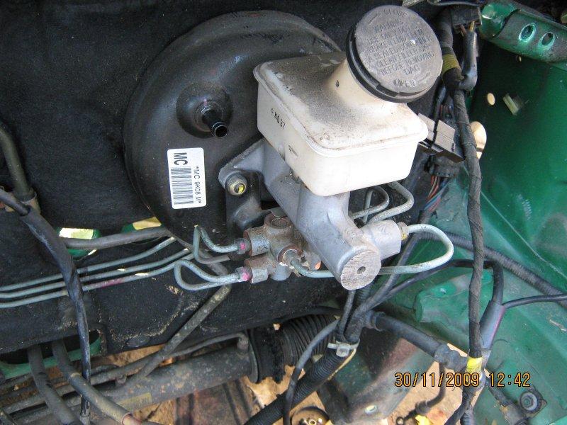 Imagine Pompa centrala frana Daewoo Matiz 2004 Piese Auto