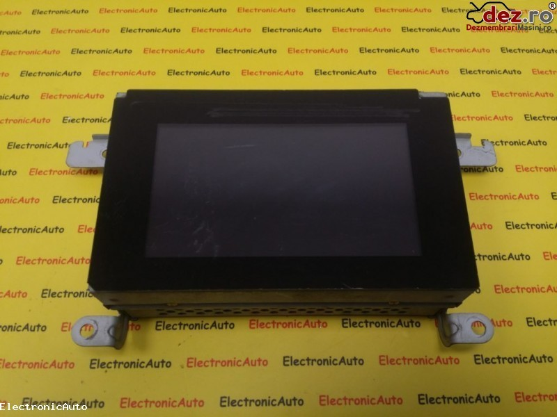 Imagine Cod 123456 Radio GPS Display Nissan Primera, CC5W4100P, 28090BA000 in Suceava