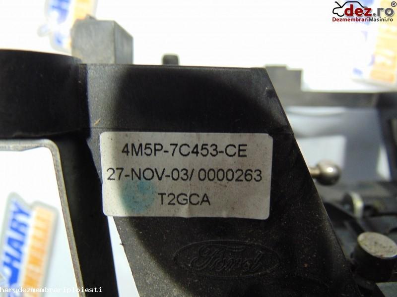 Imagine 4M5P7C453CE Schimbator viteze Ford Focus C-Max 2005 in Ploiesti