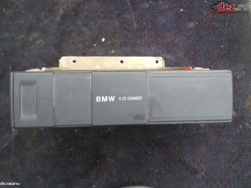 Imagine Sistem audio BMW Seria 5 2003 in Suceava