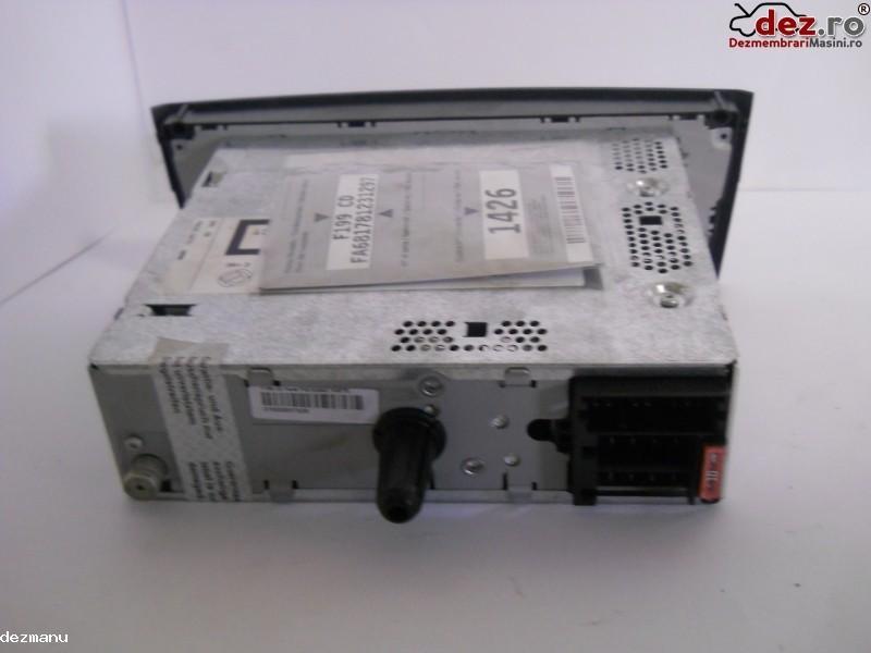 Imagine Sistem audio Fiat Grande Punto 2005 in Suceava