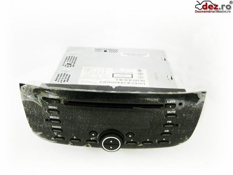 Imagine Sistem audio Fiat Punto 2004 in Suceava