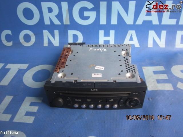 Imagine Sistem audio Peugeot 207 2008 in Urziceni