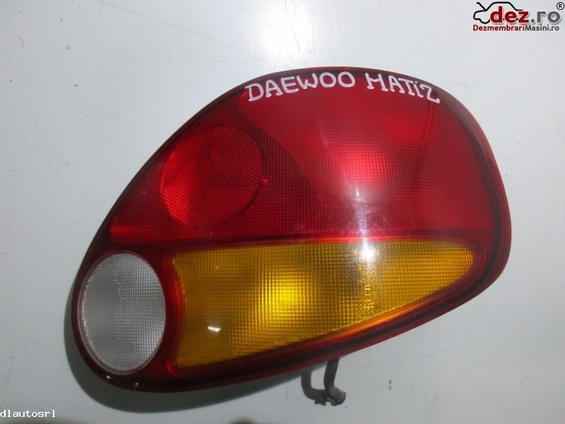 Imagine Stop / Lampa spate Daewoo Matiz 2002 in Cosereni