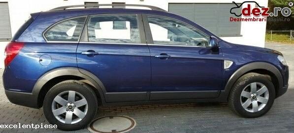 Imagine Usa Chevrolet Captiva 4x4 2008 in Bacau