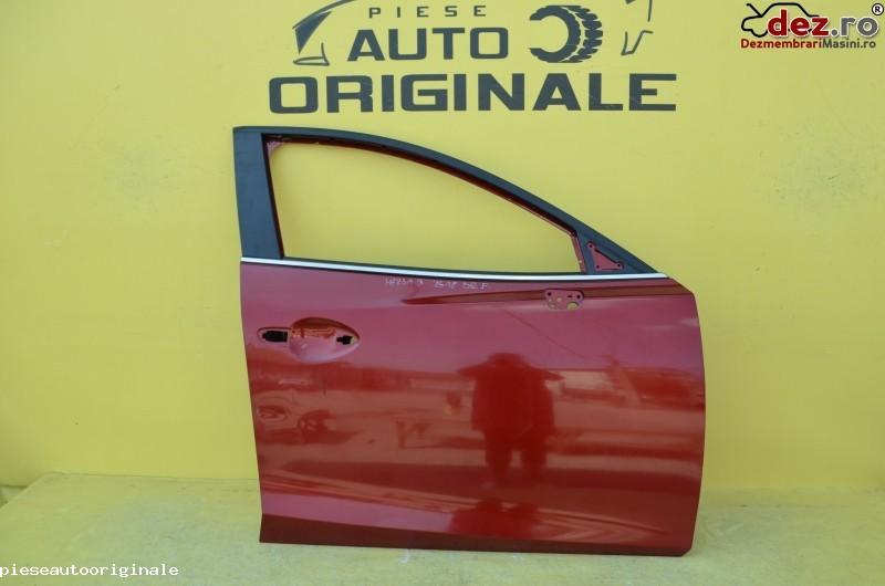 Imagine Usa Mazda 3 2013 Piese Auto