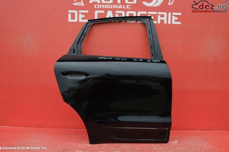 Imagine Usa Porsche Macan 2014 Piese Auto