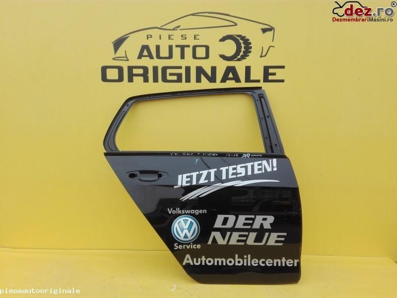 Imagine Usa Volkswagen Golf 7 2013 Piese Auto