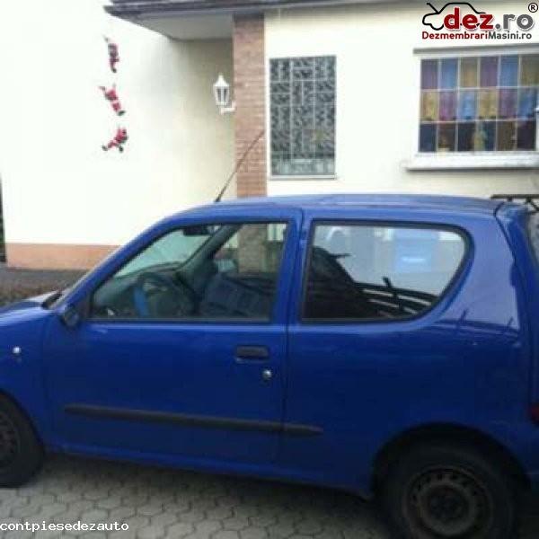 Imagine Usi fiat seicento 1 1 benzina din dezmembrari piese auto fiat seicento... in Bucuresti