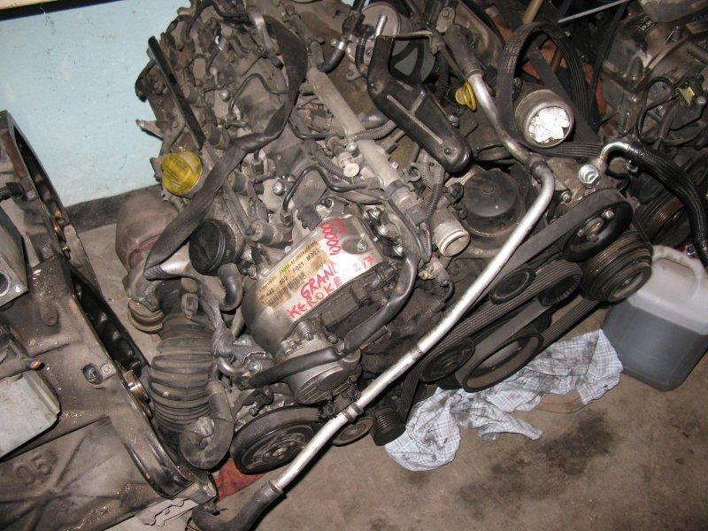 Imagine Motor fara subansamble Jeep Grand Cherokee 2005 Piese Auto