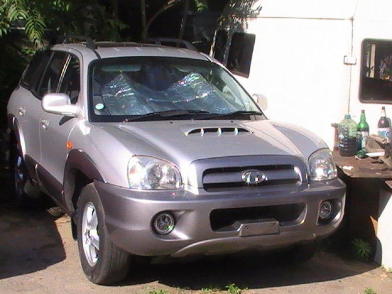 Imagine Vand din dezmembrari orice piesa pentru hyundai santa fe 2000 2006 motoare in Bucuresti