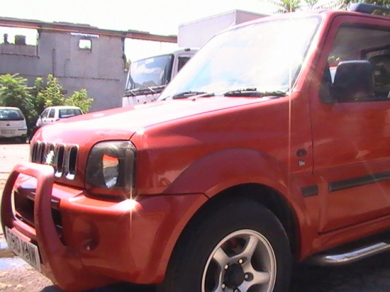 Imagine Vand din dezmembrari orice piesa pentru suzuki jimny model 1998 2006 motor in Bucuresti