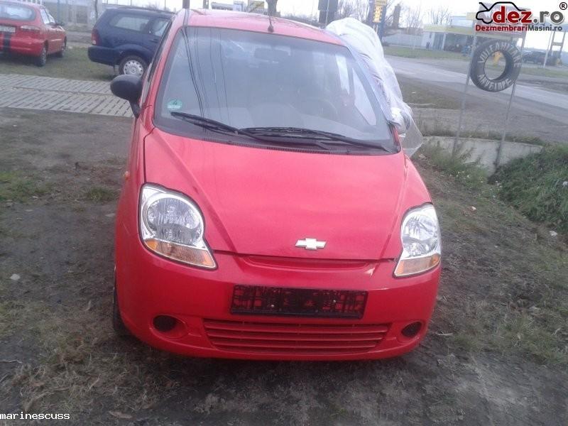 Imagine Dezmembrez Chevrolet Spark An 2008 Motor 1000 Cm3 Si 800 Cm3 Benz in Timisoara