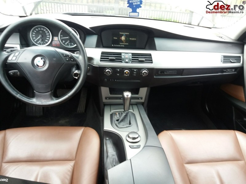 Imagine Elemente De Interior Bmw Seria 5 E60 An 2006 in Timisoara