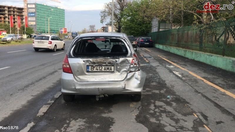 Vand Honda Jazz 1 4 Idsi Benzina+gpl Cutie in Bucuresti