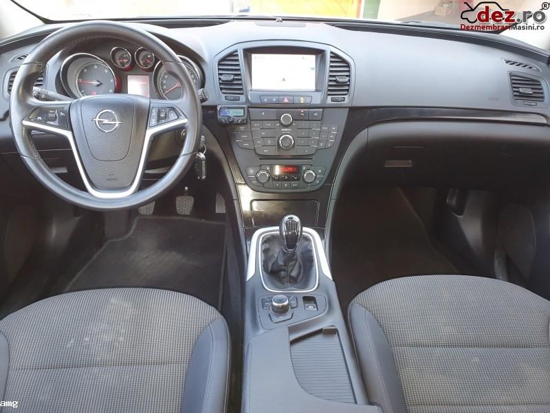 Imagine Vand Kit Airbag Elemente Interior Opel Insignia 2012 Piese Auto