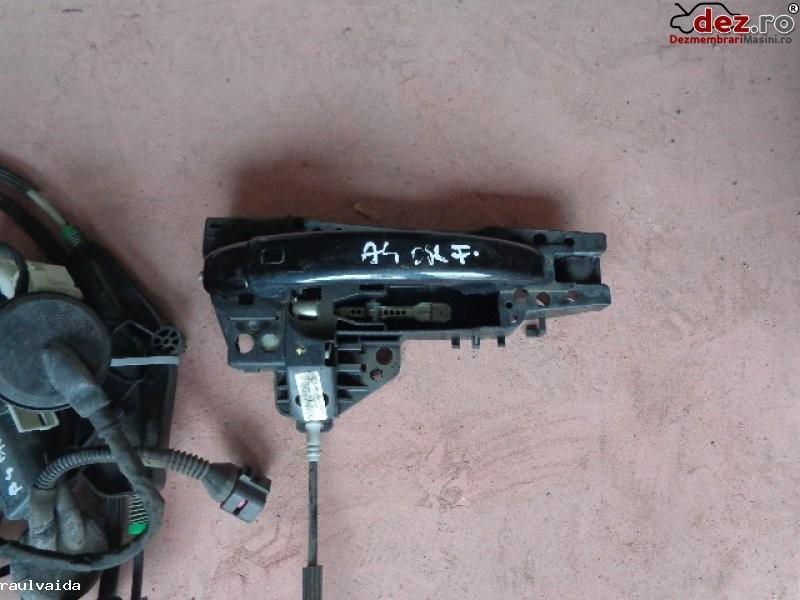 Imagine Maner deschidere usa fata, spate, stanga, dreapta Audi A4 Piese Auto