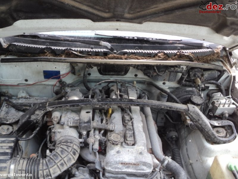 Imagine Dezmembrez suzuki vitara 2 0i din 2000 motor cutie hardtop cirligremorcare in Odorheiu Secuiesc