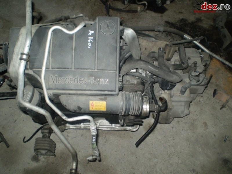 vand motor mercedes a160 motor de 16 benzina motorul se vinde