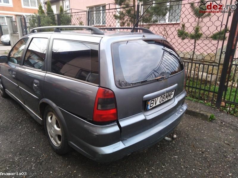 Vand Opel Vectra Din 2001 Putin Avariat in Cristian