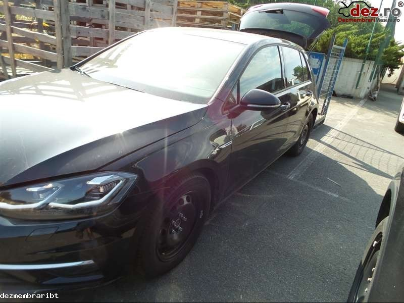 Imagine Dezmembrez Vw Golf 7 2018 1 5 Dac Facelift in Vladeni