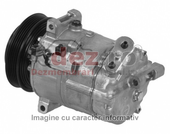 Imagine 1K0820803F Compresor aer conditionat Volkswagen Jetta 1k2 2007 in Oradea