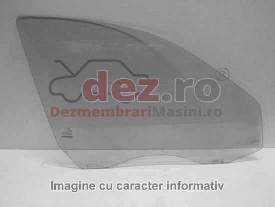 Imagine Geam usa Opel Agila 2000 in Suceava
