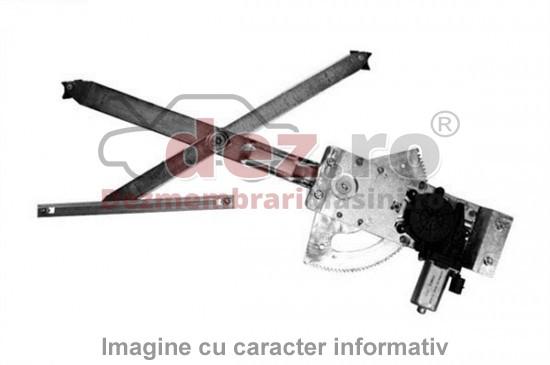 Imagine Macara usa fata, spate, stanga, dreapta Chevrolet Captiva 4x4 2008 in Bacau