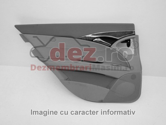 Imagine Tapiterie usa Toyota Yaris 1.0 b 2003 in Bucuresti