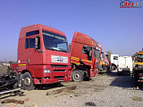 Dezmembrez camioane man daf volvo magnum iveco mercedes actros oferim