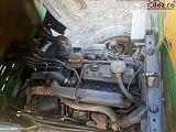 Motor clasic Euro 2 cu turbină Mercedes-Benz Atego 814