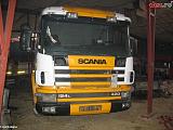 Dezmembrez Scania 124 L