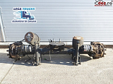 Perna axa portanta Contitech 4705N1 MAN TGX M85/76