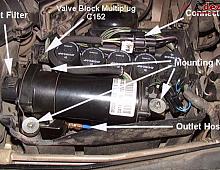 Imagine dezmembrez land rover rangutotilculator suspensie perne aer Piese Auto