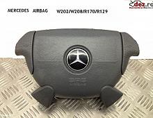 Imagine Airbag mercedes sl r129 gri 1996 1998 r170 w208 w202 amg pret 100 e Piese Auto