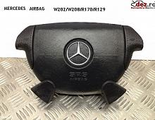 Imagine Airbag Mercedes Sl 280 R129 Negru 1996 > 1998 Piese Auto